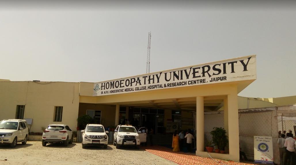 Homoeopathy University