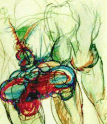 Body Diptych