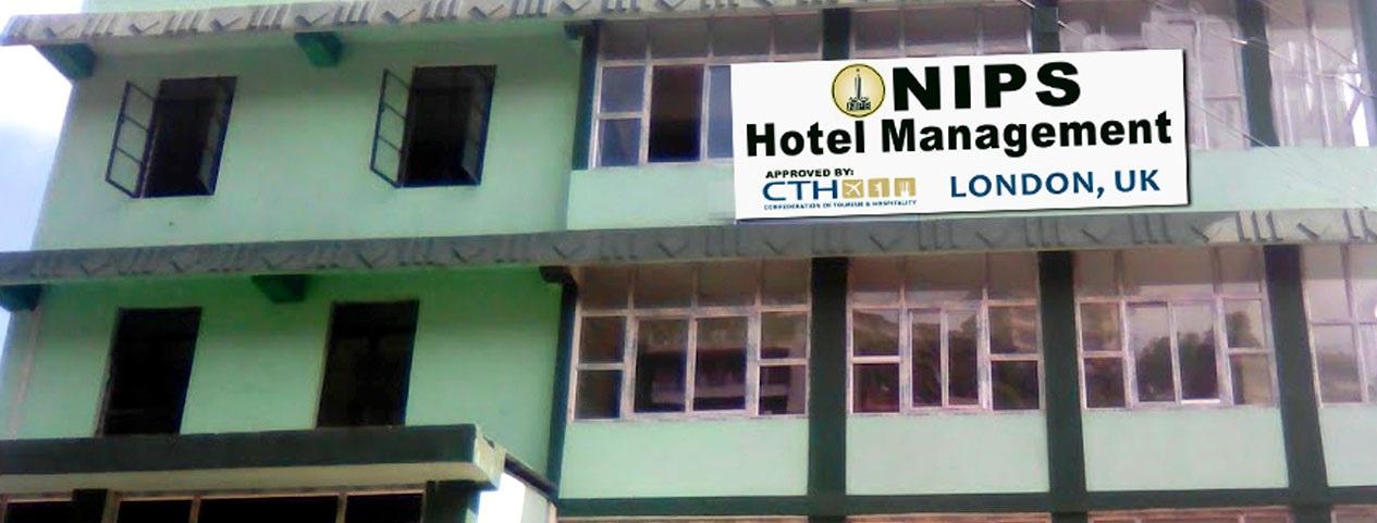 NIPS Hotel Management, Shillong