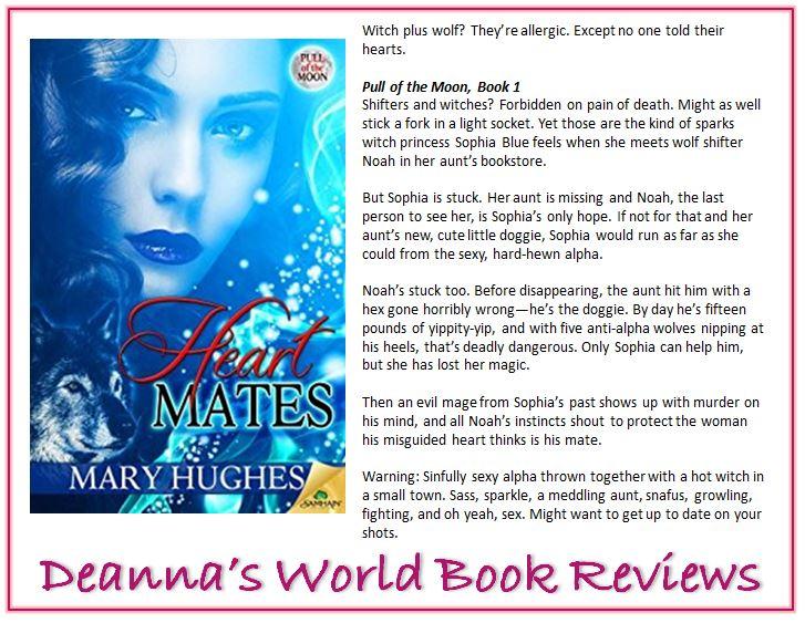 Heart Mates by Mary Hughes blurb