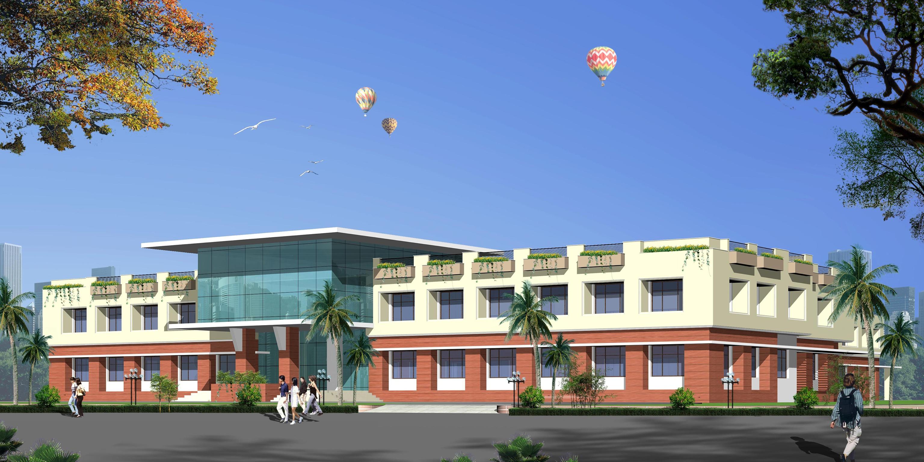 Maharishi Dayanand Institute of Nursing, Hisar Image