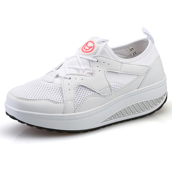 Women Sport Outdoor Rocker Sole Shoes Running Casual