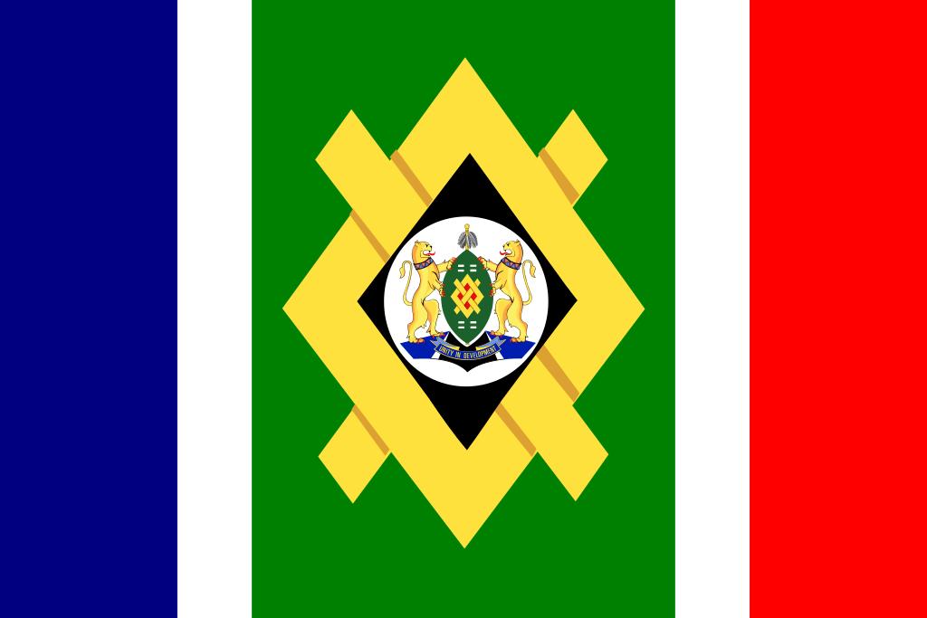 Bandera de Johannesburgo
