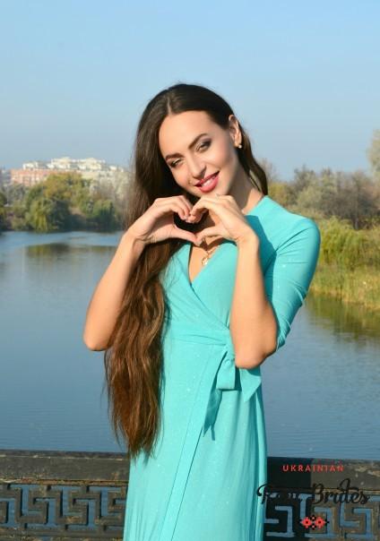 Photo gallery №4 Ukrainian bride Anastasia