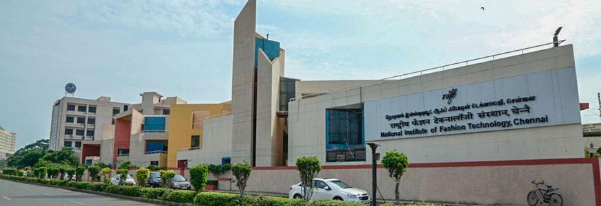 NIFT (National Institute of Fashion Technology), Chennai Image
