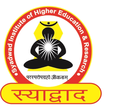 Syadwad Institute Of Higher Education and  Research