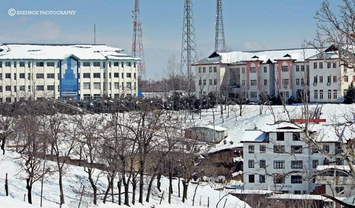 SSM COLLEGE of ENGINEERING and Technology, Baramulla