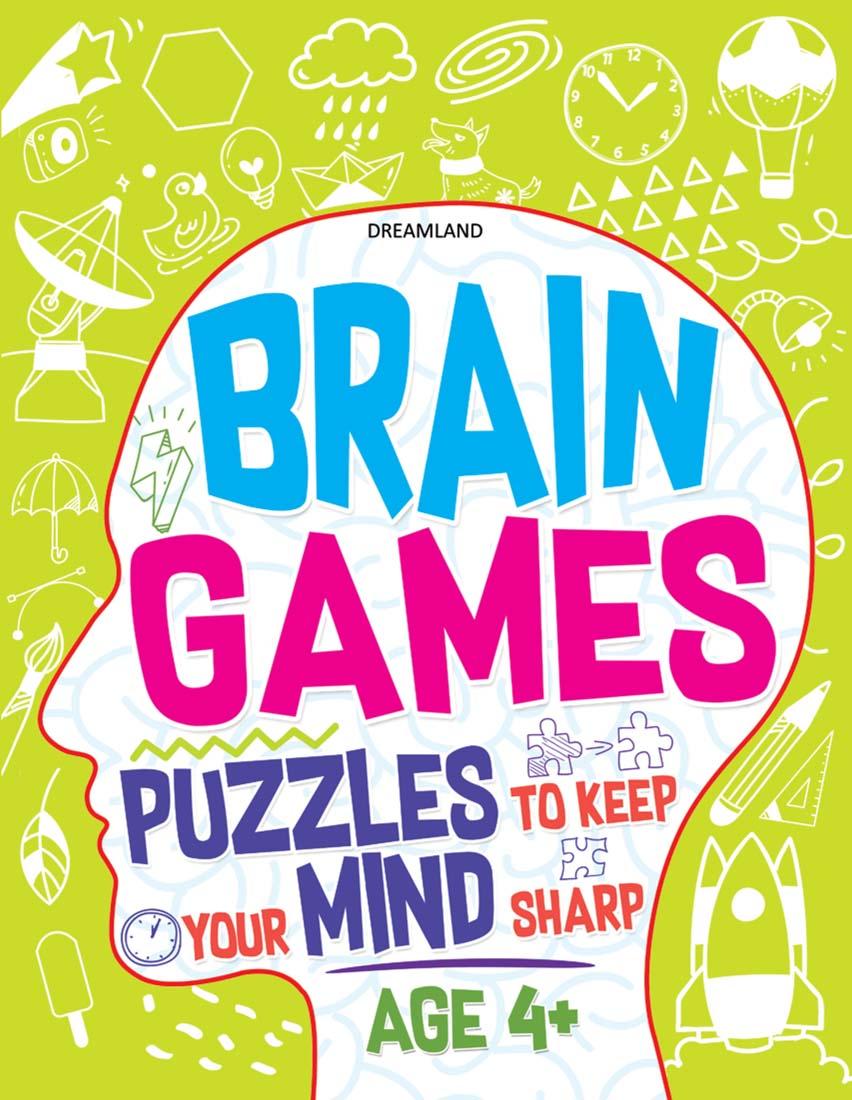 BRAIN GAMES - AGE 4+