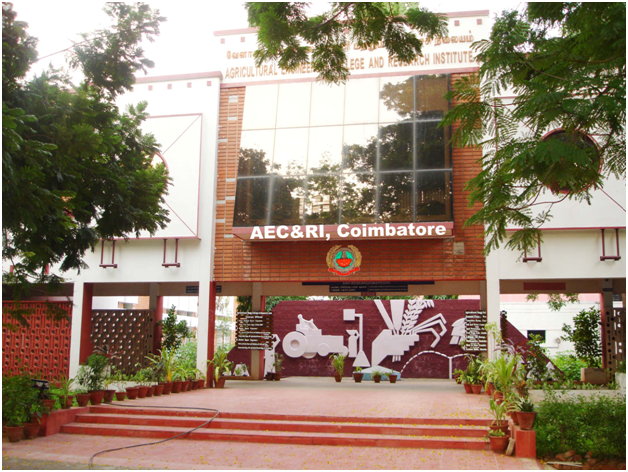Agricultural Engineering College and Research Institute, Coimbatore