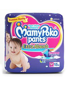 Mamy Poko Pants Medium