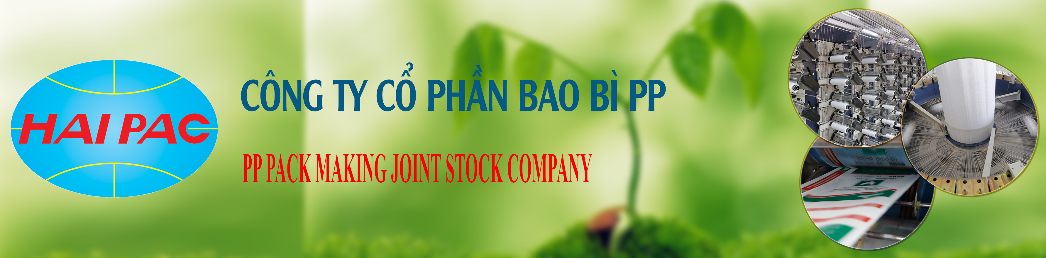 PP Pack Making Joint Stock Company