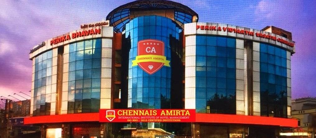 Chennais Amirta International Institute of Hotel Management, Hyderabad