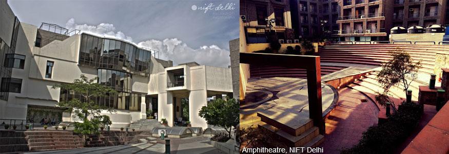 NIFT (National Institute of Fashion Technology), New Delhi Image