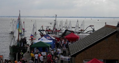 Old Leigh Regatta & Barts Bash Race
