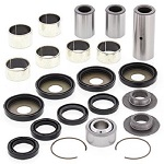Rear Suspension Linkage Bearings and Seals Kit Yamaha YFM350X Warrior 350 1987 1988 1989 1990 1991 1992 1993 1994 1995 1996 1997 1998 1999 2000 2001 2002 2003 2004