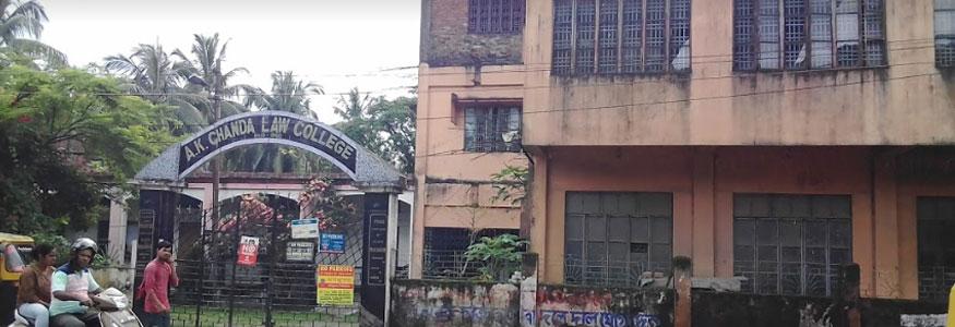A. K. Chanda Law College, Silchar