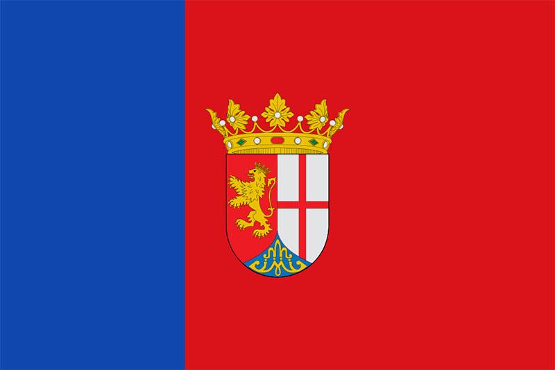 Bandera de Burgo de Ebro