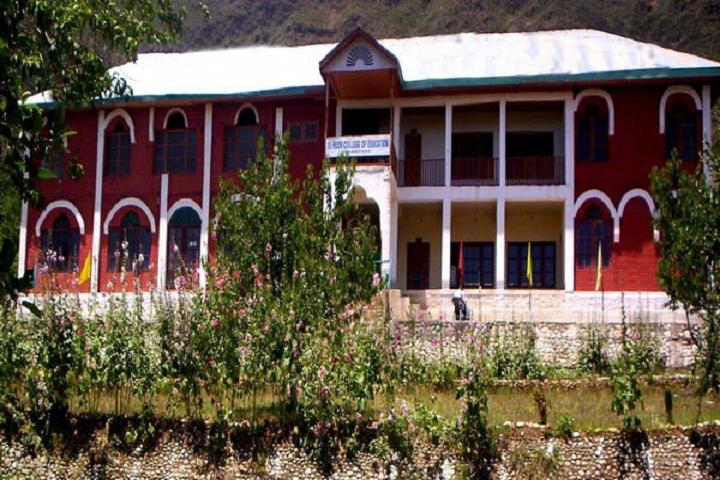 Al-Noor College of Education, Bandipora