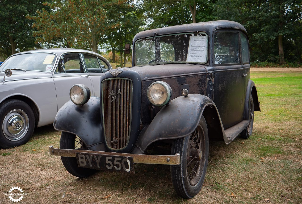 So you've inherited a classic car - what next?
