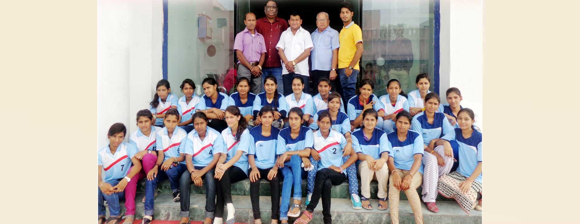 Dev Kanya PG College