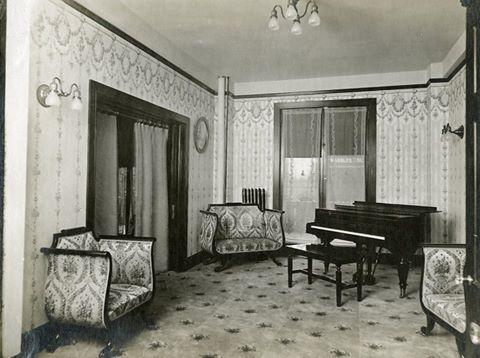 Interior Robidoux Hotel 1918 - I Love St. Joseph Mo