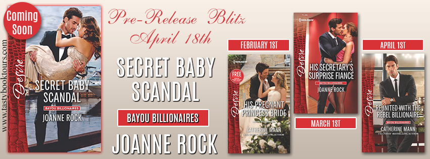 Secret Baby Scandal banner