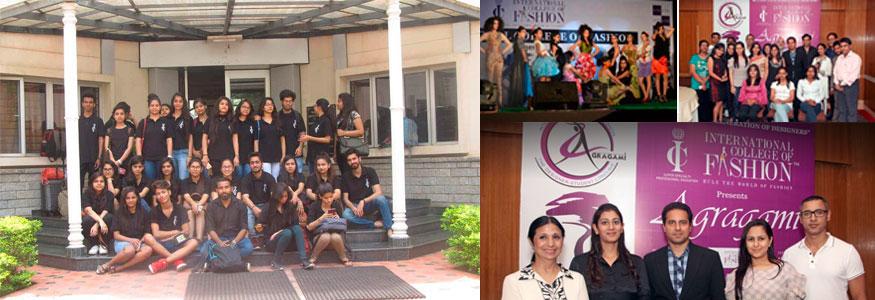 International college of fashion Image