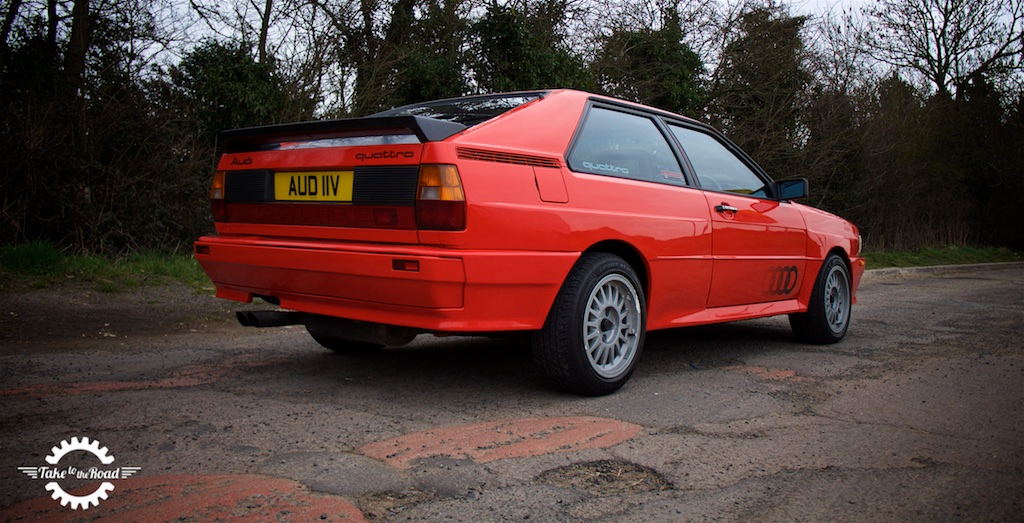 Get your Classic Car on Today's Roads: Audi Quattro Tyre Alternatives