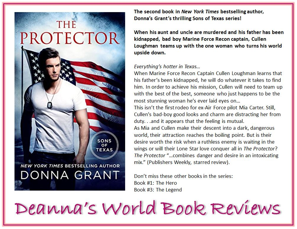 The Protector by Donna Grant blurb