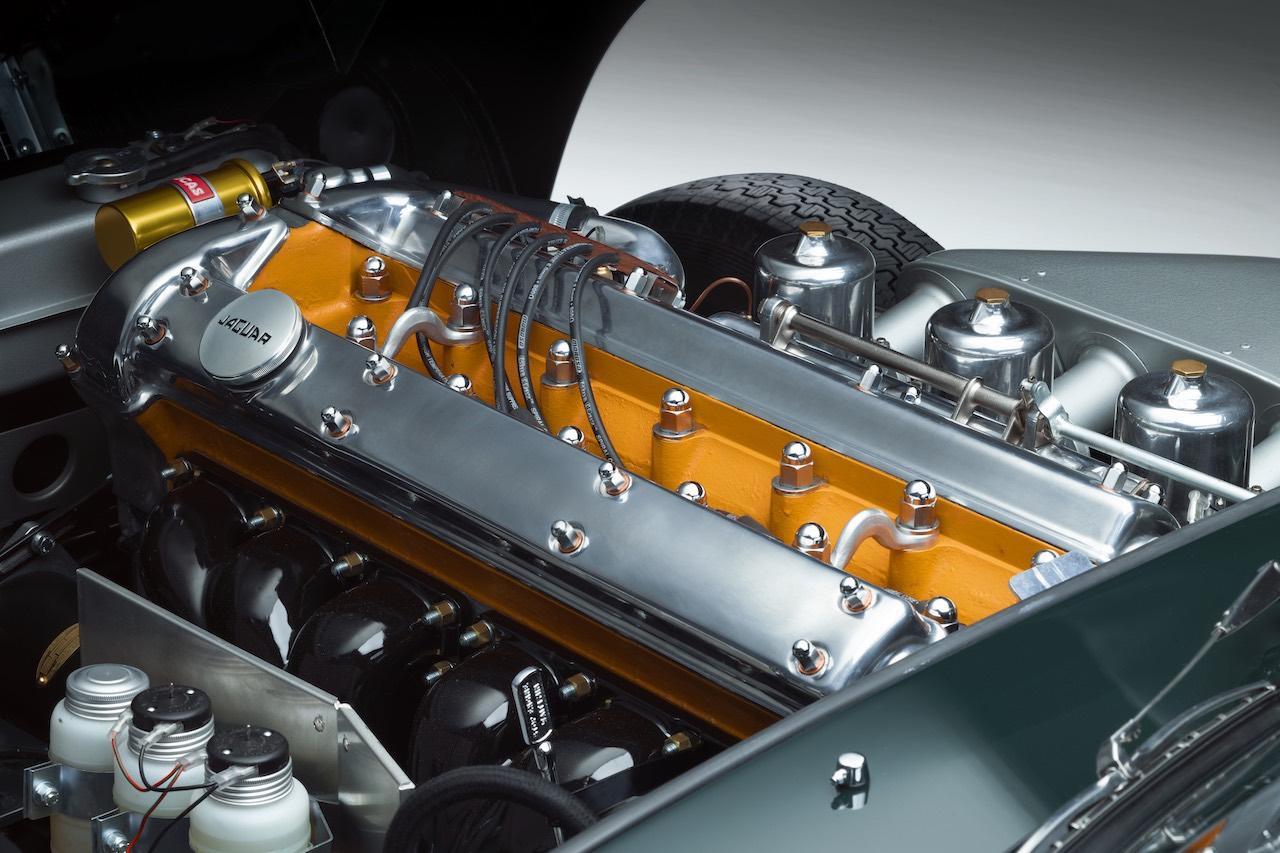 Jaguar Classic unveils the E-type 60 Collection