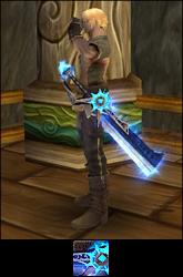 Zářivý meč