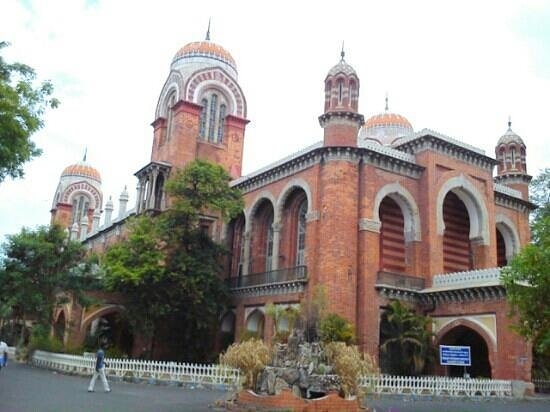 University of Madras Image