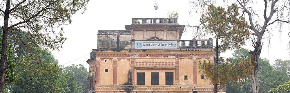 Baring Union Christian College, Gurdaspur