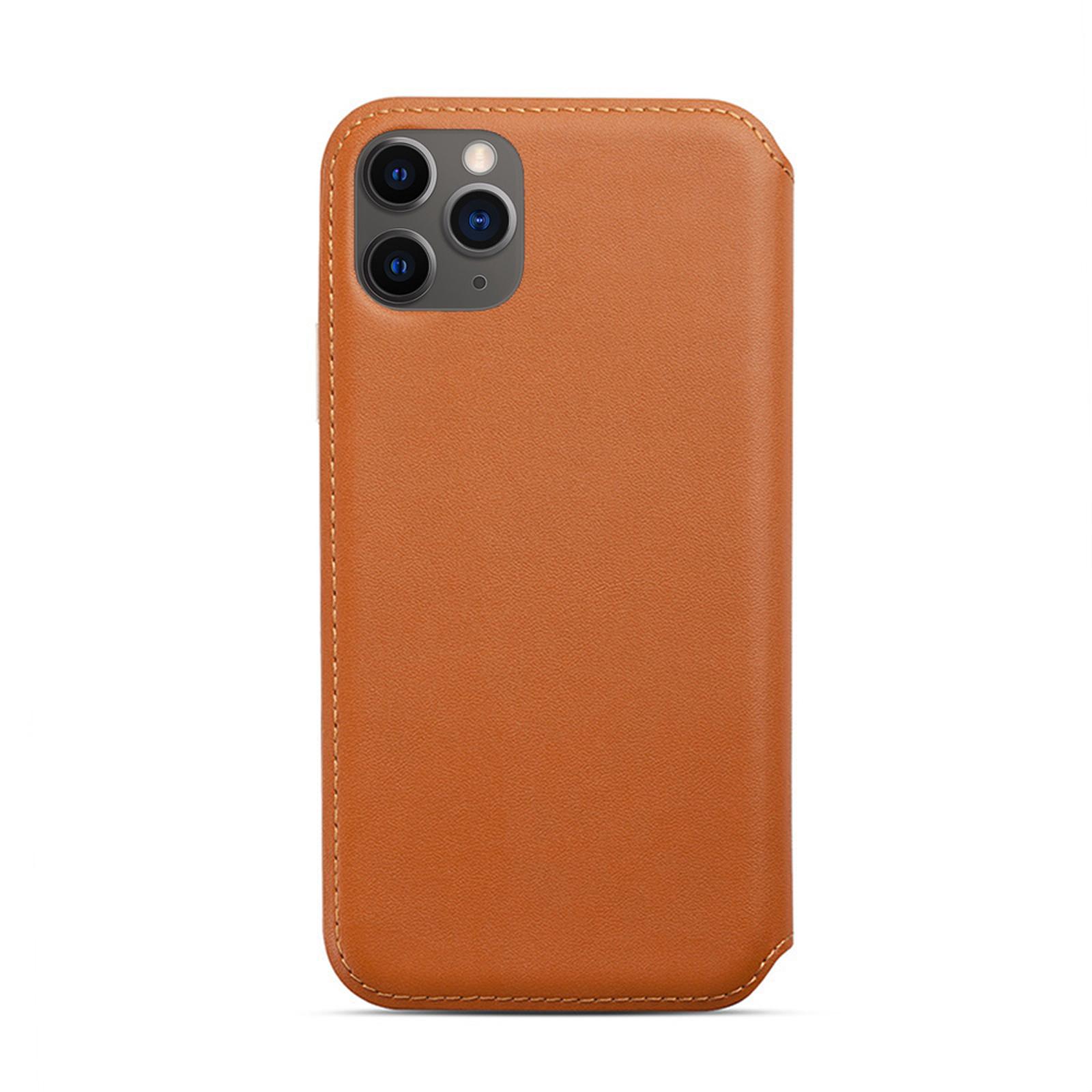 Nouveau-cuir-flip-portefeuille-Folio-Telephone-Etui-Housse-Pour-Apple-iPhone-11-Pro-Max-Xs-XR miniature 31