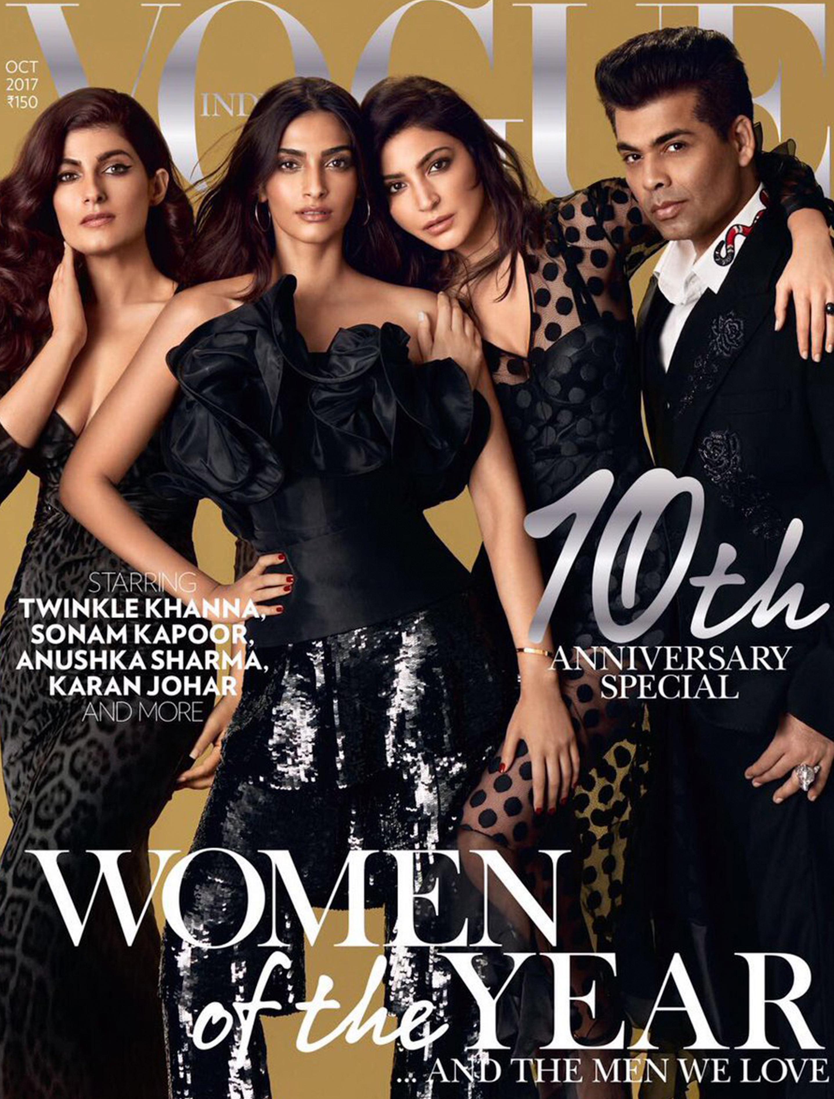 Vogue India, October 2017