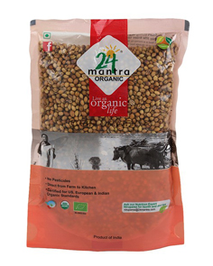 24 Mantra Organic Coriander Whole
