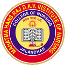 Mahatma Hans Raj D A V Institute Of Nursing, Jalandhar