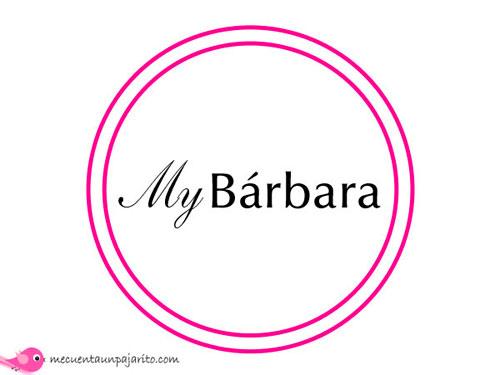 Logotipo mybárbara