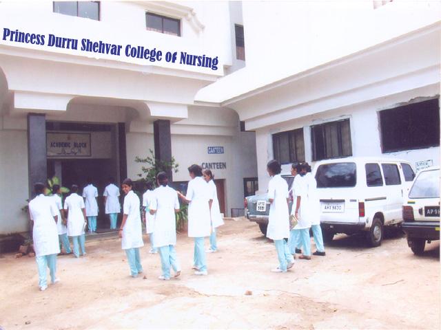 Princess Durru Shehvar College Of Nursing, Hyderabad Image