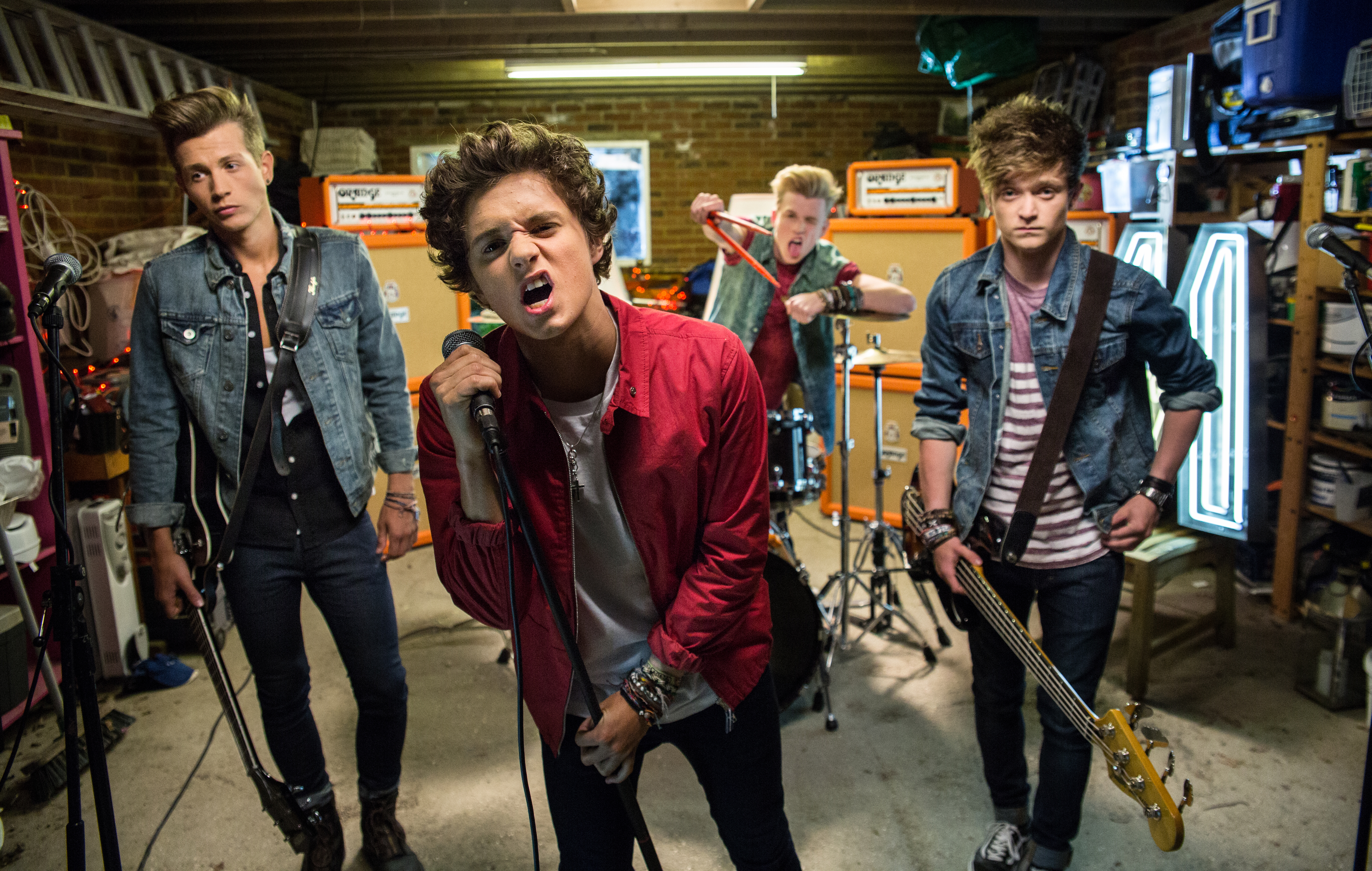 The Vamps, Can We Dance Music Video 2013