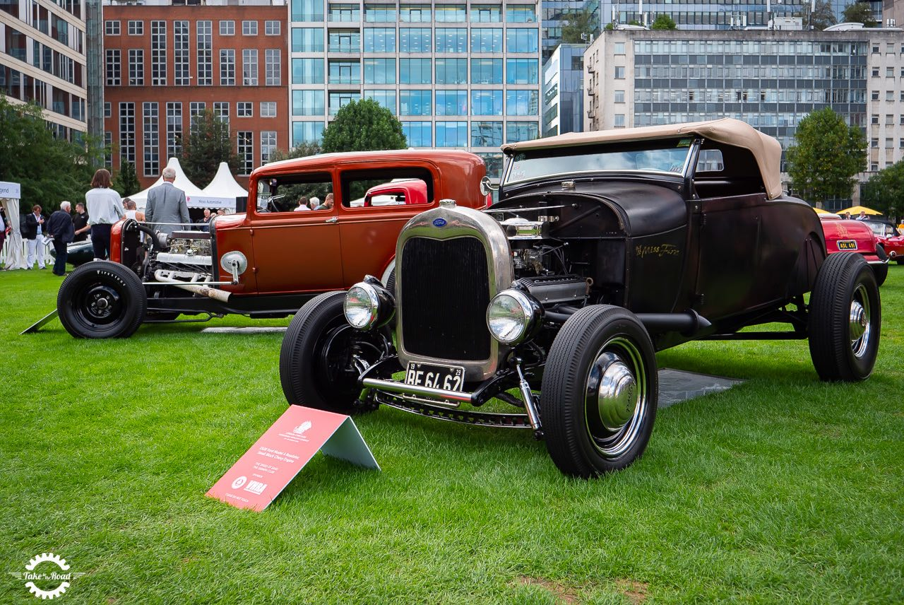 Kustom Class modified cars set for London Concours 2021