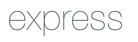 Express ロゴ