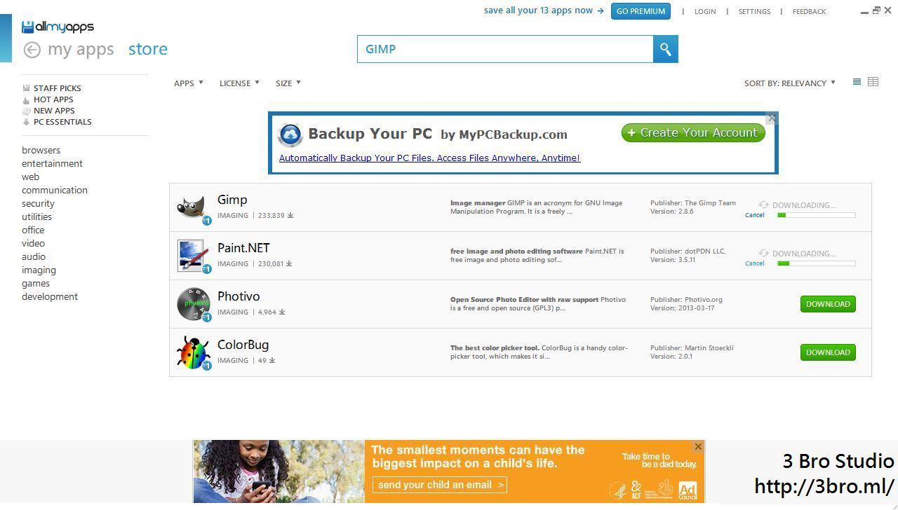 [軟件] Allmyapps - Windows上的Play Store 4