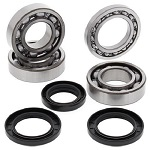 Main Crank Shaft Bearings and Seals Kit Polaris - 24-1088B - Boss Bearing