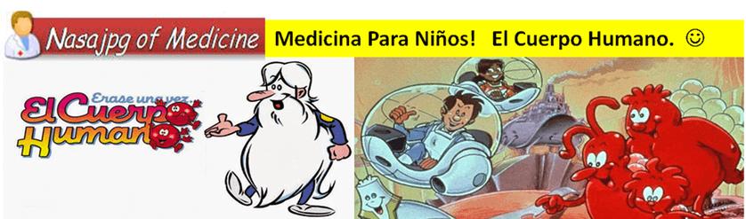el cuerpo humano videos, medicina para niños