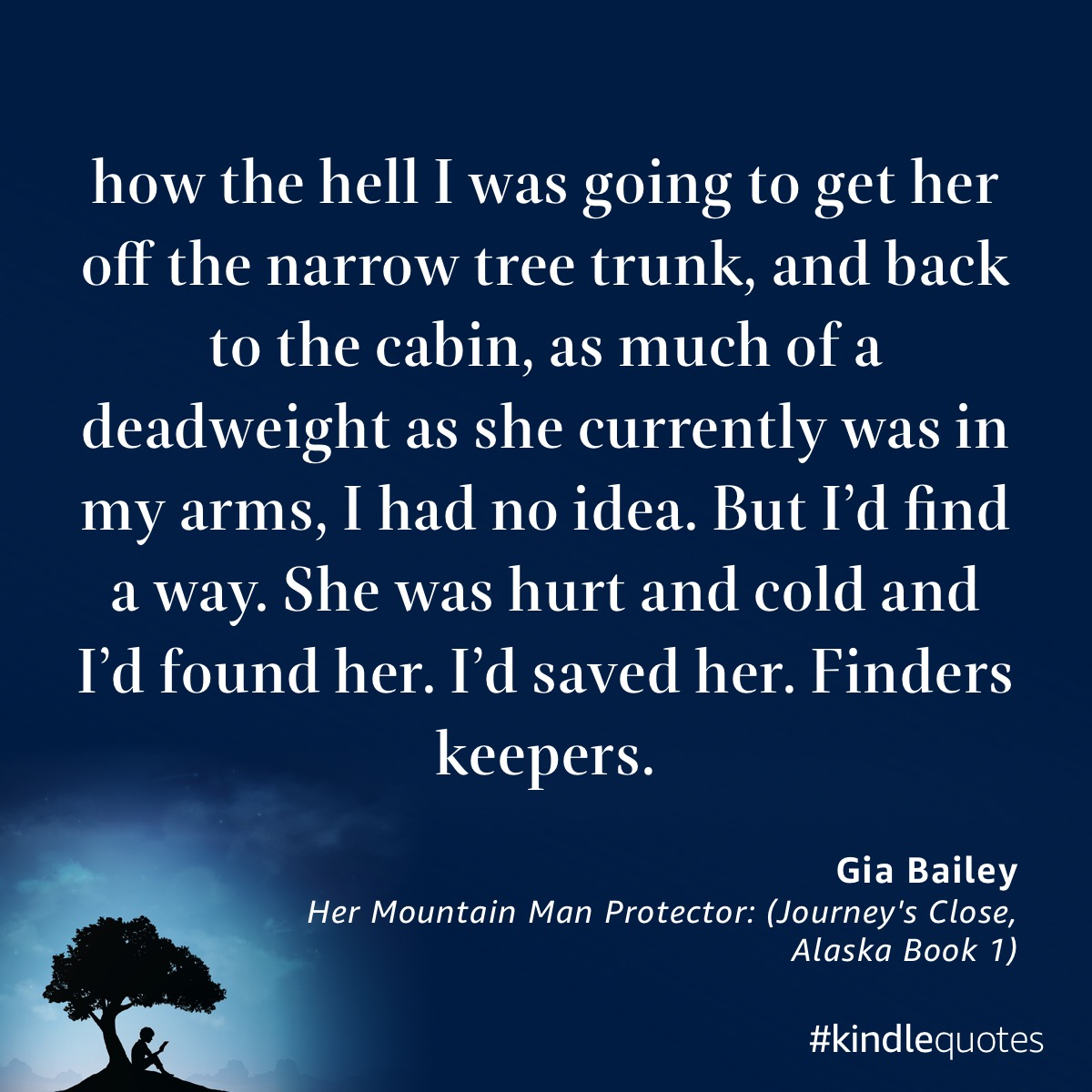 Book quote Gia Bailey