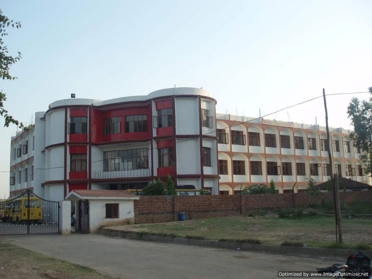 Ambika College Of Nursing, Mohali