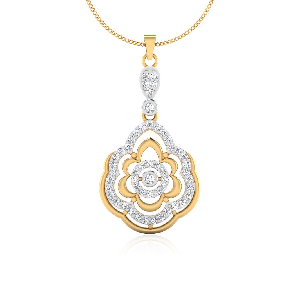 The Quanty Diamond Pendant