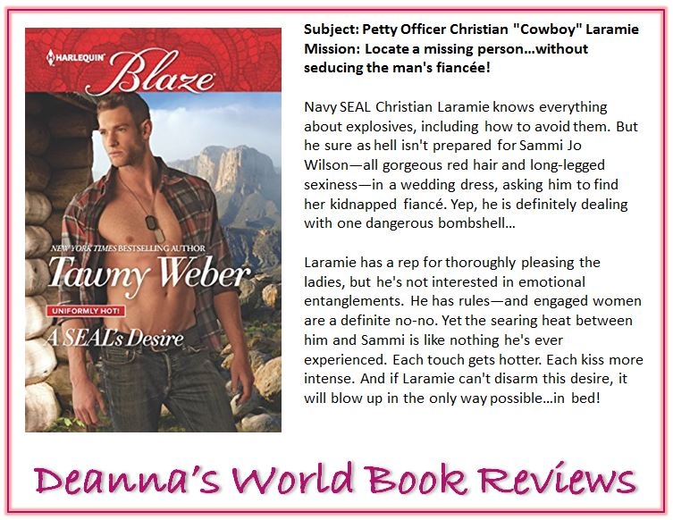 A SEAL's Desire by Tawny Weber