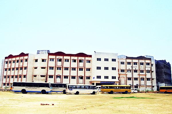 Madha Dental College and Hospital, Kundrathur Image